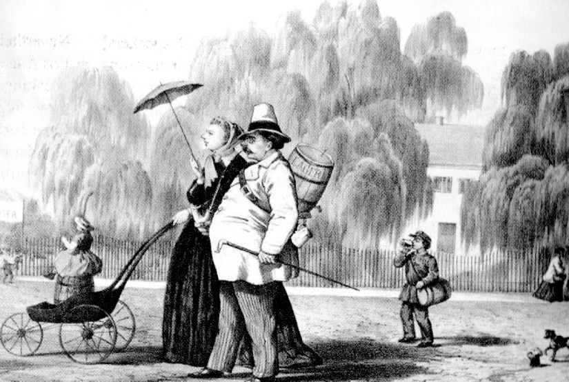 'Quite Franklin' – Stereotypical Views and Benjamin Franklin's Vicious Comments about Germans