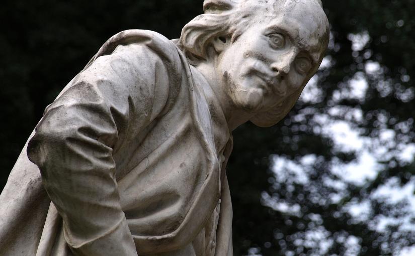 William Shakespeare: Die Kontroverse um seine Identität undAutorschaft