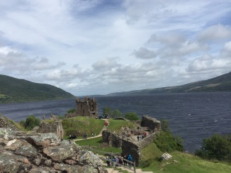 Urquhart Castle (without the monster ;)) (2016)
