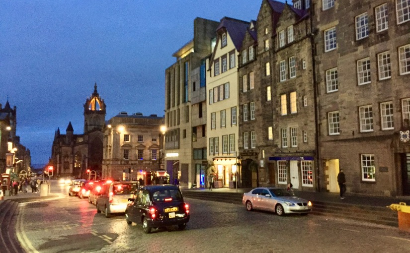 The Double Life of the Respectable Edinburgh Citizen Deacon Brodie – The Inspiration for Stevenson's Dr Jekyll and MrHyde