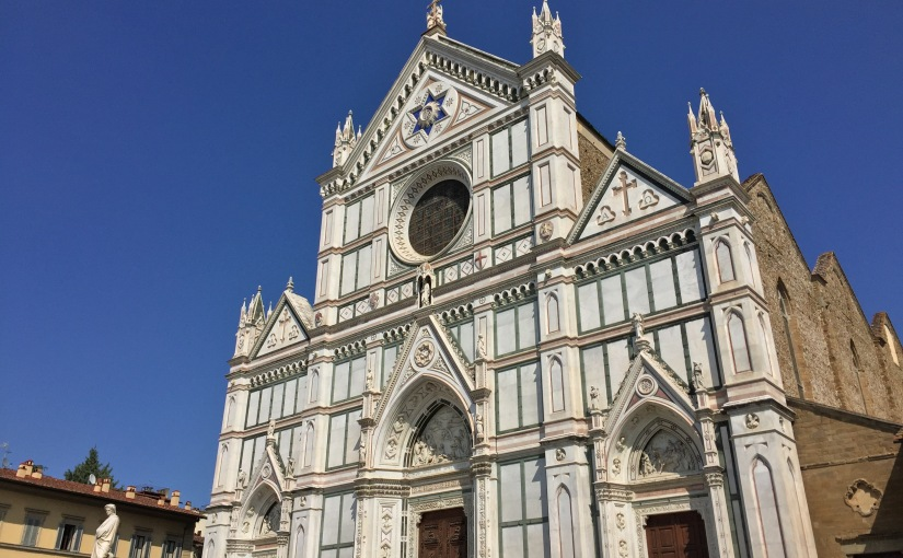 Santa Croce in Florence – A Magnificent Basilica and RestingPlace