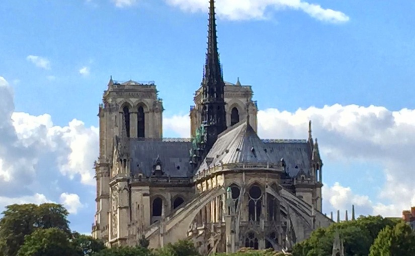 Gothic Cathedrals – The Origin of the Term Gothic inArchitecture