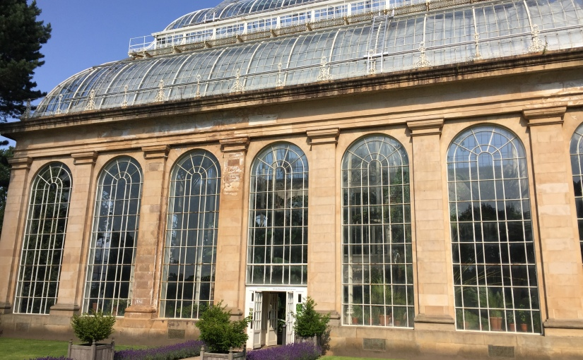 The Royal Botanic Garden Edinburgh: Some Photos